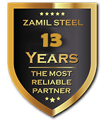 Zamil Steel India celebrating 10th anniversary