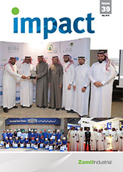 Zamil Industrial - Impact - Issue 39 - May 2019