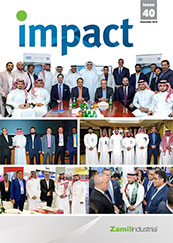 Zamil Industrial - Impact - Issue 40 - Dec 2019