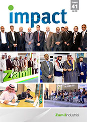 Zamil Industrial - Impact - Issue 41 - Jul 2020